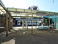 Platform 1 waiting zone, TRA Qiding Station 20170820.jpg