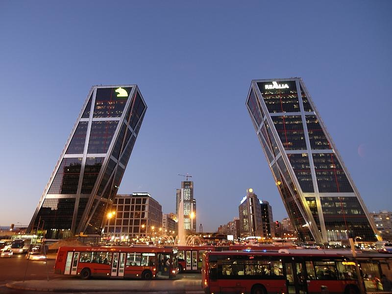 Plaza de Castilla (Madrid) 06