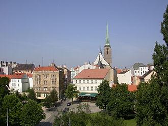Statutory city (Czech Republic) - Plzeň