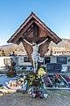 Poggersdorf St. Michael ob der Gurk Friedhof Kruzifix 11012019 5965.jpg