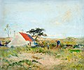Pohitonov The Fishing house in dunes.jpg