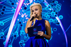 Junior Eurovision Song Contest 2015 - Poli Genova, host