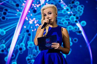 Junior Eurovision Song Contest 2015 - Poli Genova, host