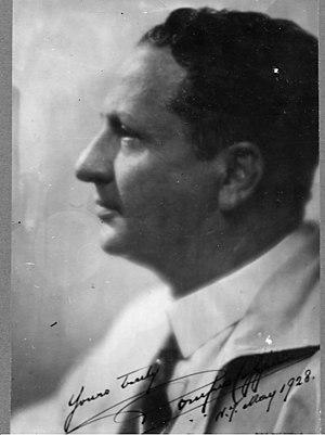 Pompeo Coppini - Pompeo Coppini 1929