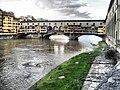 Ponte Vecchio, Italy, Tuscany, Florença - panoramio.jpg
