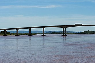 São Francisco River - São Francisco River, in Ibotirama, BA, Brazil