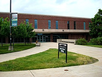 Eastern Michigan University - Porter Hall