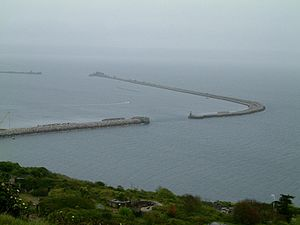 Portland Harbour - Image: Portland harbour south
