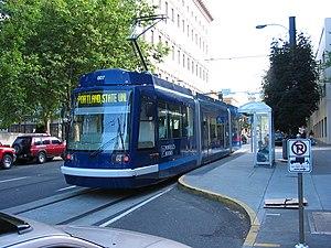 Škoda 10 T - Portland Streetcar