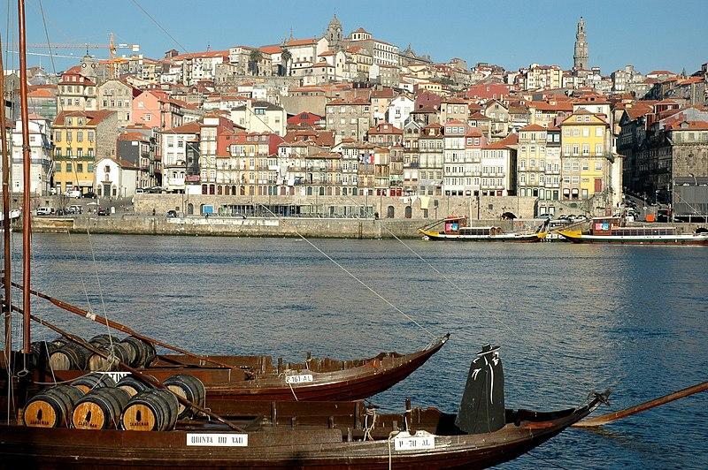 Image:Porto des de Vila Nova de Gaia.JPG
