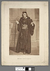 Mr. Henry Irving as Shylock