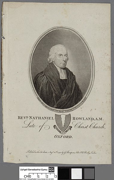 File:Portrait of Revd. Nathaniel Rowland A.M (4673018).jpg