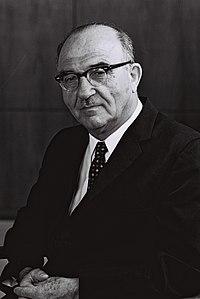 Portrait of prime minister Levy Eshkol. August 1963. D699-070.jpg