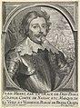 Portret van Frederik Hendrik, prins van Oranje Theatrum pontificum, imperatorum, regum, ducum (serietitel), RP-P-OB-102.684.jpg