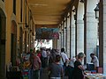 Porxos de l'avinguda de Sant Francesc P1290865.JPG