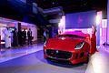 Premier Motors Unveils the Jaguar F-TYPE in Abu Dhabi, UAE (8740735016).jpg