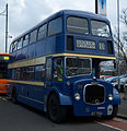 Preserved Middlesbrough Corporation bus 99 (JDC 599) 1958 Dennis Loline Mk1 Northern Counties, 2012 Teeside Running Day (2).jpg