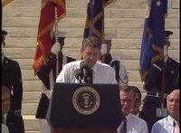 File:President Reagan's Address on America's Economic Bill of Rights on July 3, 1987.webm