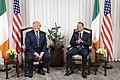 President Trump Meets with the Taoiseach of Ireland (48012258958).jpg