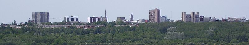 Preston Lancashire City Centre Skyline.jpg
