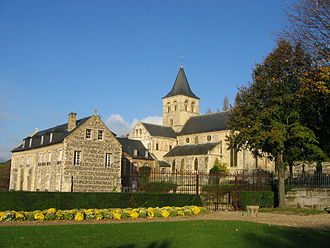 Priory - The Priory de Graville, France