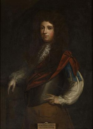 Robert's father James Rochfort, usually known by his nickname Prime Iron PrimeIronRochfort.jpg