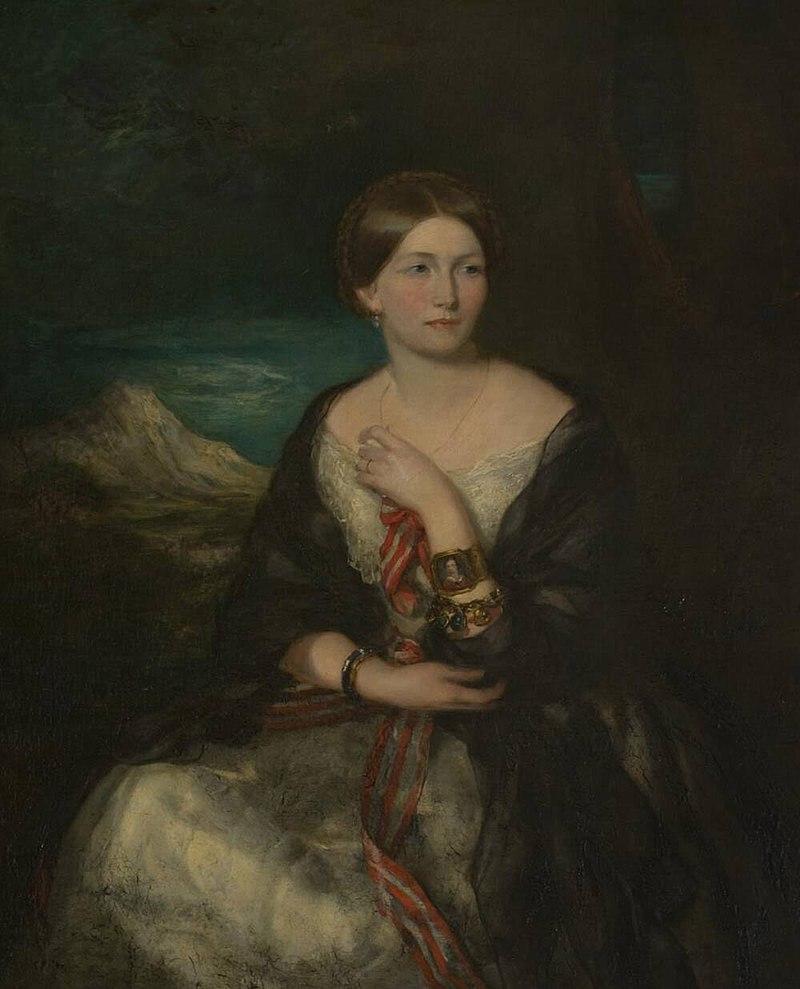 Princess Marie of Baden (d.1888), Daughter of Charles Louis Frederick, Prince of Baden.jpg