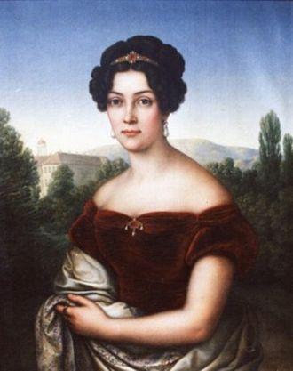 Princess Marie of Hesse-Kassel - Image: Princess Marie of Hesse Kassel