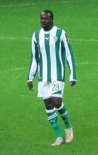 Prince Tagoe Ghanaian footballer