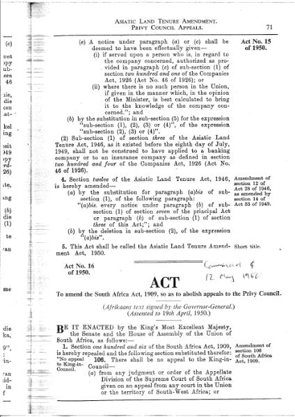 File:Privy Council Appeals Act 1950.djvu