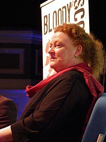 Photograph o Professor Sue Black