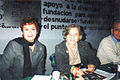 Profesora Olivia Carrera Cabrera con Elena Poniatowska.jpg