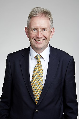 Chris Abell - Chris Abell at the Royal Society admissions day in London, July 2016