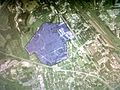 Projection satellite de l'ancien camp de Płaszów.jpg