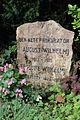 Prokurator August Wilhelmj Charlotte Wilhelmj Petry Nordfriedhof Wiesbaden.jpg