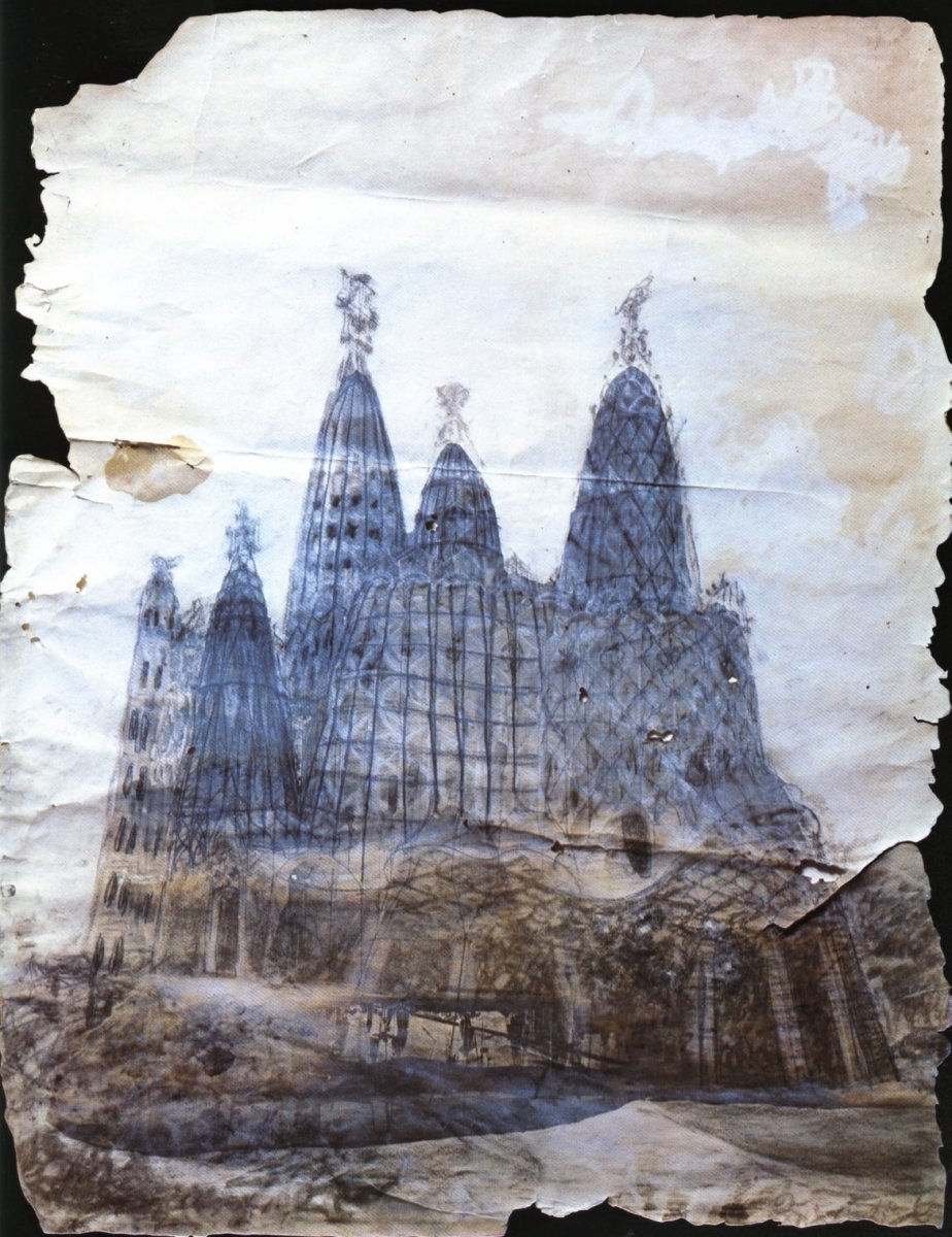 Proyecto original Colonia Güell