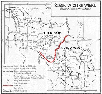 Silesian Przesieka - Silesian Cutting