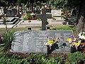 Przyszowice - tablica na zbiorowej mogile pomordowanych przez żołnierzy sowieckich 4 (Nemo5576).jpg