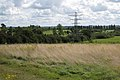 Pylon near Mallory Court, south of Whitnash - geograph.org.uk - 1453692.jpg
