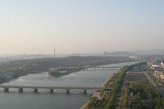 Ongryu Bridge road bridge