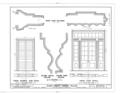 Queen Emma's Summer Palace, 2913 Pali Highway, Honolulu, Honolulu County, HI HABS HI,2-HONLU,24- (sheet 6 of 6).png