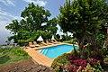 Quinta das Vinhas ^ Cottages, Estreito da Calheta, Madeira, Portugal, 27 June 2011 - Main house area and pool - panoramio (2).jpg