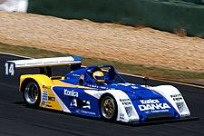 Ram Race Car