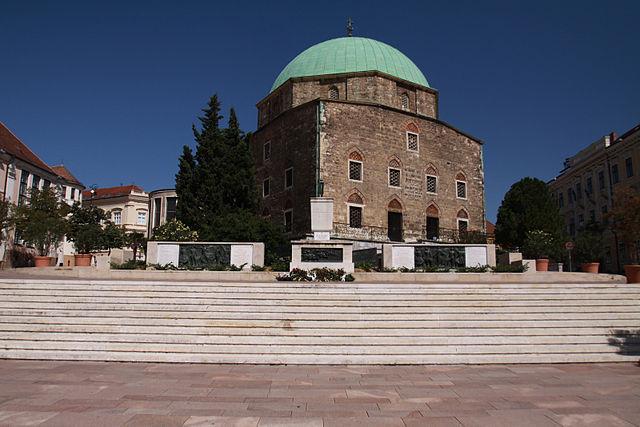 St.-Maria-Kirche/Moschee Kassim Ghasi