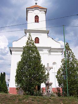 Római katolikus templom (Szent Kereszt felmagasztalása) (6832. számú műemlék) 2.jpg