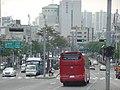 ROK National Route 6 Manguro Front of Dongbujeil Hospital(Westward Dir) 3.jpg