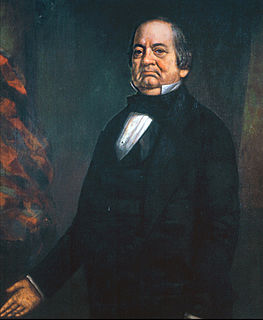 Robert P. Letcher American governor of Kentucky