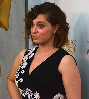 Rachel Bloom - Bloom at the 37th College Television Awards