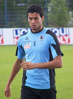 Radhouène Felhi Tunisian footballer