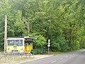 Rahnsdorf - Strasse Nach Fichtenau - geo.hlipp.de - 38501.jpg